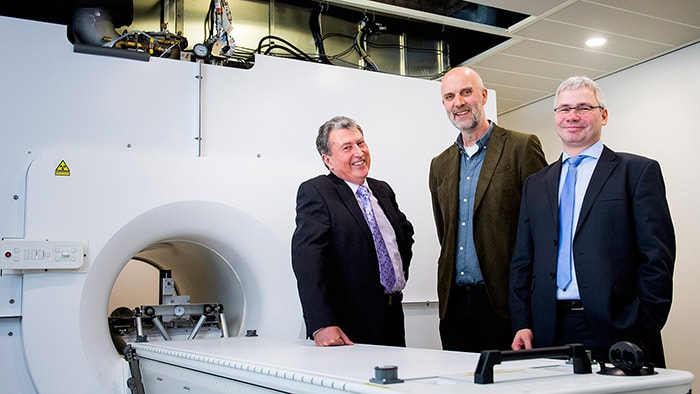 MR-LINAC image-guided radiotherapy | Philips | Philips