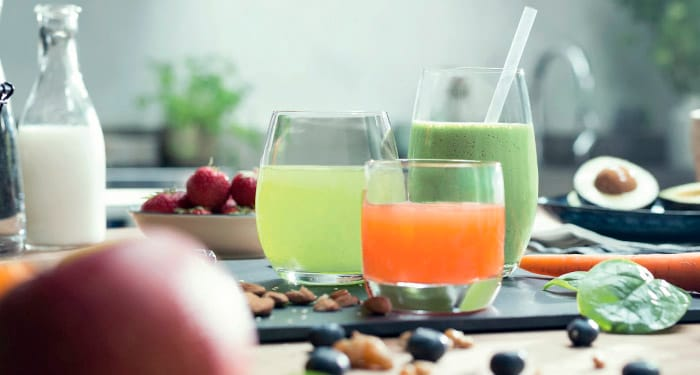Juicer och Smoothies