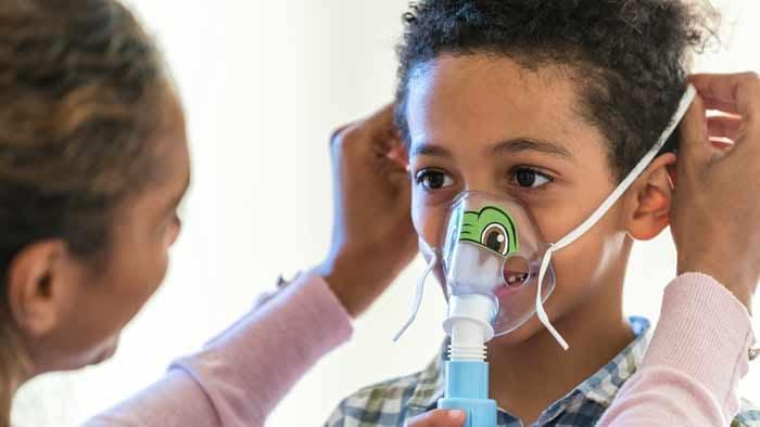 Astma Oireet Lapsella