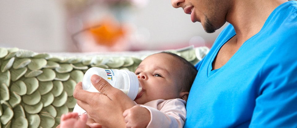 Philips AVENT - Advice for Bottle feeding