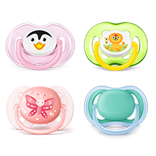 Philips Avent Pacifiers range