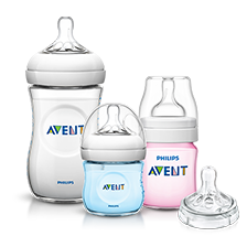 Philips Avent Natural -tuttipullot